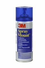 "Ragasztó spray, 400 ml, 3M SCOTCH ""SprayMount"" (3M Spray Mount 7243-400)"