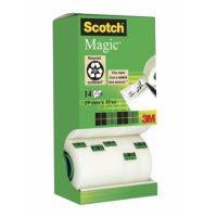 3M Scotch Magic Tape 810 irodai ragasztószalag