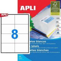 APLI 01279 öntapadós etikett címke