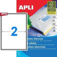 APLI 02423 öntapadós etikett címke