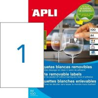 APLI 03060 öntapadós etikett címke