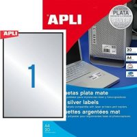 APLI 10071 öntapadós etikett címke
