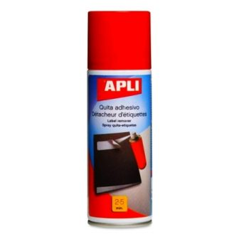 APLI etikett és címke eltávolító spray Ref. 11303, 200 ml (Ref. 11303, LTIA11303)