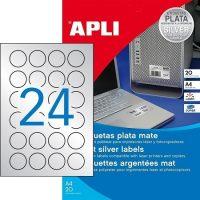 APLI 12975 öntapadós etikett címke