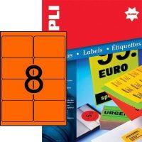 APLI 12986 öntapadós etikett címke