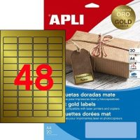 APLI 14886 öntapadós etikett címke