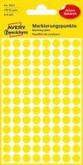 Avery Zweckform 3013 öntapadó jelölő címke