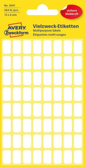 Avery Zweckform 3041 öntapadó etikett címke