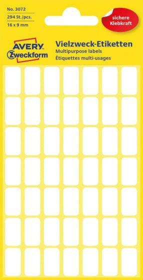 Avery Zweckform 3072 öntapadó etikett címke