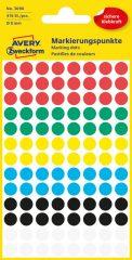 Avery Zweckform 3090 öntapadó jelölő címke
