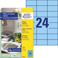 Avery Zweckform 3449-10 öntapadós etikett címke