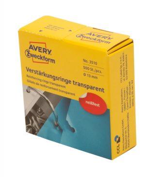 Avery Zweckform 3510 öntapadó lyukerősítő gyűrű