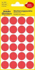 Avery Zweckform 3595 öntapadó jelölő címke