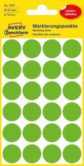 Avery Zweckform 3597 öntapadó jelölő címke