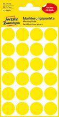 Avery Zweckform 3598 öntapadó jelölő címke