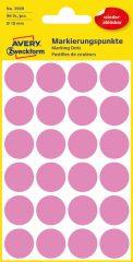 Avery Zweckform 3599 öntapadó jelölő címke