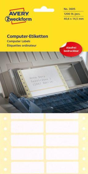 Avery Zweckform 3605 öntapadó etikett címke
