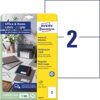 Avery Zweckform 3655-10 öntapadós etikett címke