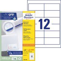 Avery Zweckform 3659-200 öntapadós etikett címke