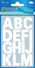 Avery 3786 öntapadó betűmatrica