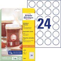 Avery Zweckform 5080 öntapadós etikett címke