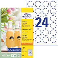 Avery Zweckform 5082 öntapadós etikett címke