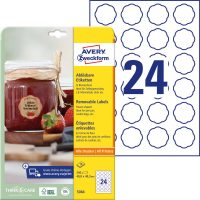 Avery Zweckform 5084 öntapadós etikett címke