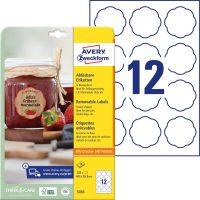 Avery Zweckform 5085 öntapadós etikett címke