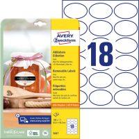 Avery Zweckform 5087 öntapadós etikett címke