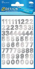 Avery 59124 öntapadó számmatrica