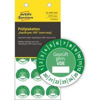 Avery Zweckform 6985-2020 hitelesítő címke 2020-2025-ös évszámmal