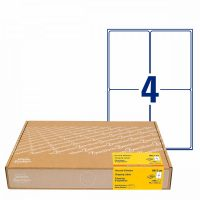 Avery Zweckform 8017-300 öntapadós címzés címke