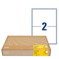 Avery Zweckform 8018-300 öntapadós címzés címke