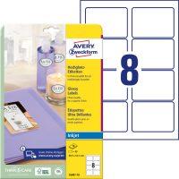 Avery Zweckform C6081-10 öntapadó etikett címke