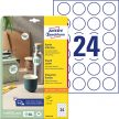 Avery Zweckform L3415-10 nyomtatható öntapadós etikett címke