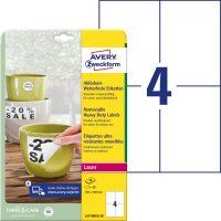 Avery Zweckform L4719REV-20 öntapadós etikett címke