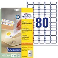 Avery Zweckform L4732REV-25 öntapadós etikett címke