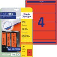 Avery Zweckform L4766-20 iratrendező címke