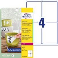 Avery Zweckform L4774REV-20 öntapadós etikett címke