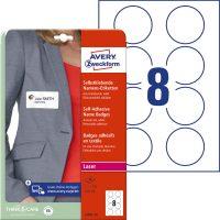 Avery Zweckform L4881-20 textilre ragasztható névcímke