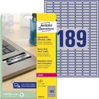 Avery Zweckform L6008-20 öntapadós etikett címke