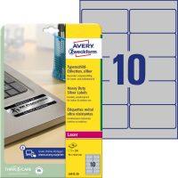 Avery Zweckform L6012-20 öntapadós etikett címke