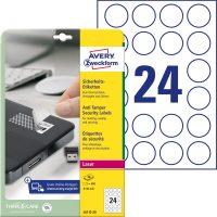 Avery Zweckform L6112-20 öntapadós etikett címke