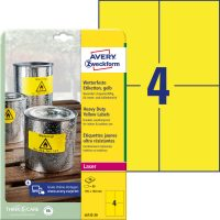 Avery Zweckform L6132-20 öntapadós etikett címke