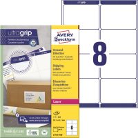 Avery Zweckform L7165-100 öntapadó etikett címke