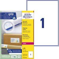 Avery Zweckform L7167-100 öntapadós etikett címke