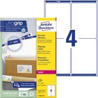Avery Zweckform L7169-100 öntapadós etikett címke
