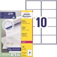 Avery Zweckform L7173-100 öntapadós etikett címke
