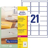 Avery Zweckform L7560-25 öntapadós etikett címke