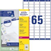 Avery Zweckform L7651-100 öntapadós etikett címke